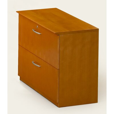 Mayline Group Corsica Series 2-Drawer ..