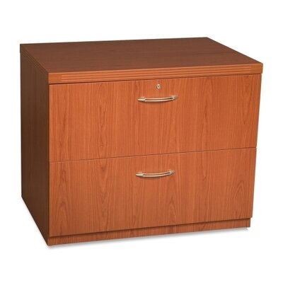 Mayline Group Aberdeen Series 2-Drawer Fr..