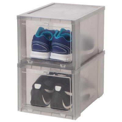 Iris Drop Front Shoe Box
