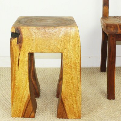 Strata Furniture Blocky Thai End Table