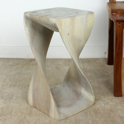 Strata Furniture Twist End Table