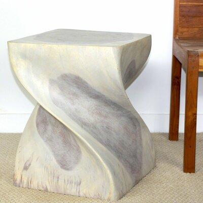 Strata Furniture Big Twist End Table