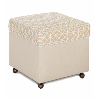 Eastern Accents Stelling Alchemilla Sand Storage Box Ottoman Image