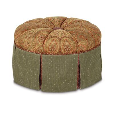 Eastern Accents Glenwood Ottoman