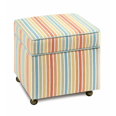 Eastern Accents Capri Storage Box Ottoman