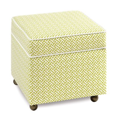 Eastern Accents Arcadia Storage Box Ottoman