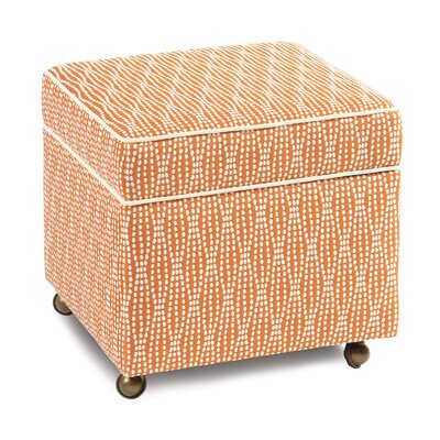 Eastern Accents Dawson Storage Box Ottoman Image