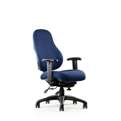 Neutral Posture E Series Chair with Contoured Seat