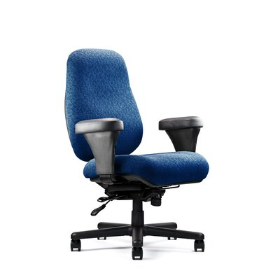 Neutral Posture Big and Tall Jr. Large Back Task Chair with Large Seat