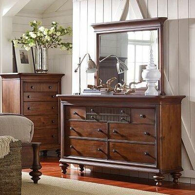 Broyhill® Cascade 7 Drawer Dresser