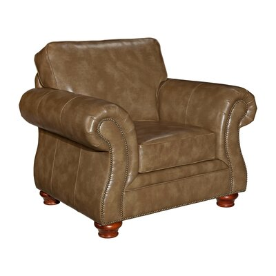 Broyhill® Tahoe Leather Chair