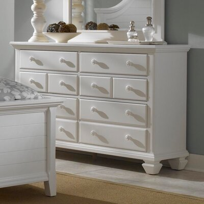 Broyhill® Mirren Harbor 6 Drawer Dresser