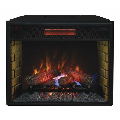 classic flame infrared electric fireplace insert reviews