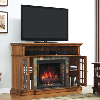 Classic Flame Lakeland Tv Stand Electric Fireplace Insert Reviews Wayfair