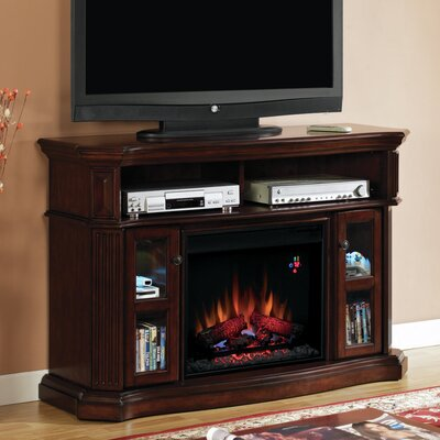Classic Flame Aberdeen TV Stand with Electric Fireplace