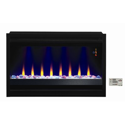 Classic Flame Contemporary Wall Mount Electric Fireplace