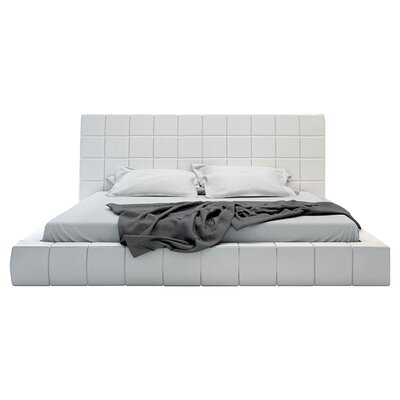 Modloft Thompson Upholstered Platform Bed