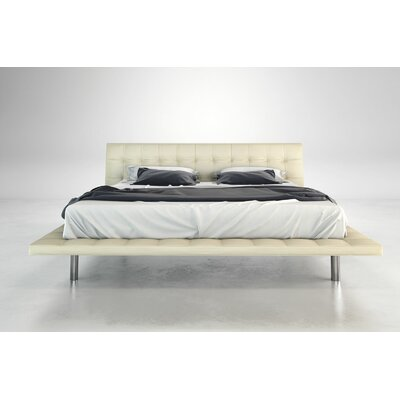 Modloft Howard Upholstered Platform Bed