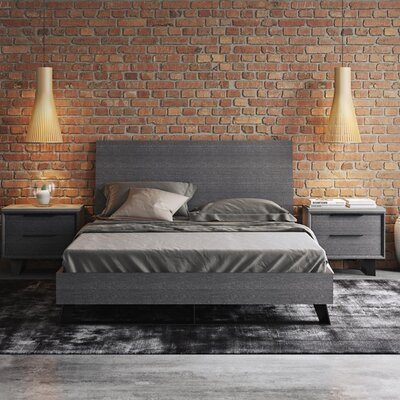 Modloft Amsterdam Platform Bed