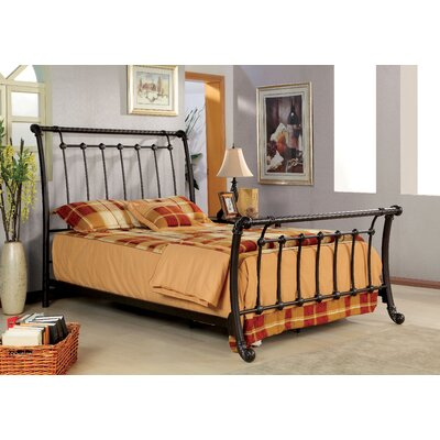 Hokku Designs Belinda Sleigh Bed
