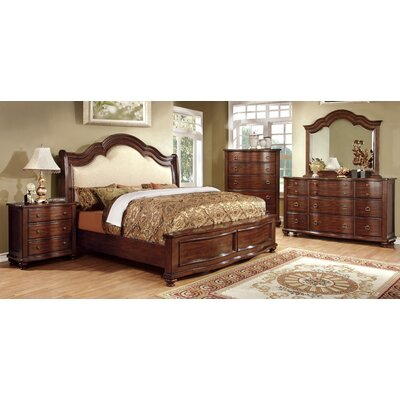 Hokku Designs Jamine Platform Customizable Bedroom Set