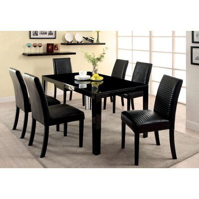 Hokku Designs Peterson 7 Piece Dining Set