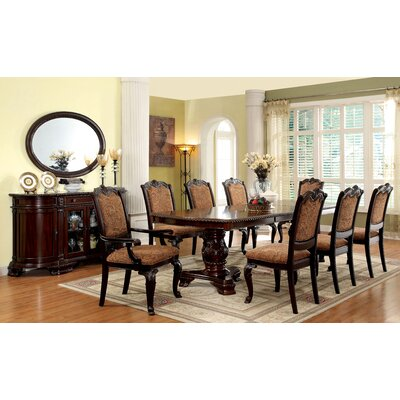 Hokku Designs Romana 9 Piece Dining Set