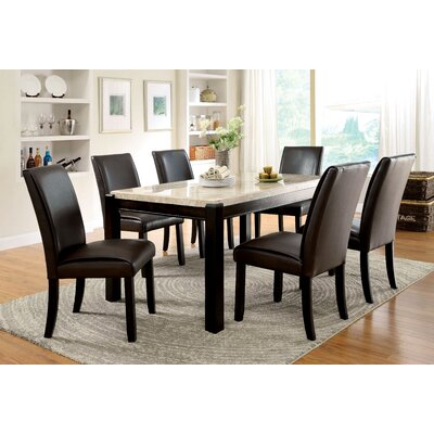 Hokku Designs Dornan 7 Piece Dining Set