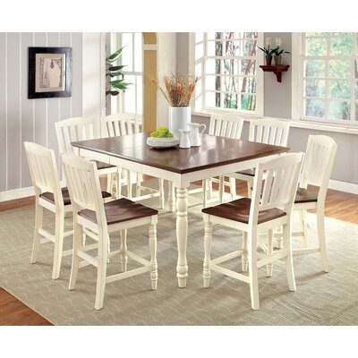 Hokku Designs Laureaus 9 Piece Dining ..