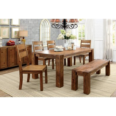 Hokku Designs Bethanne 6 Piece Dining Set