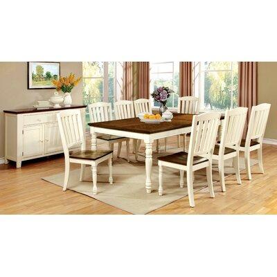 Hokku designs laureus 9 piece dining set reviews wayfair for Hokku designs dining room furniture