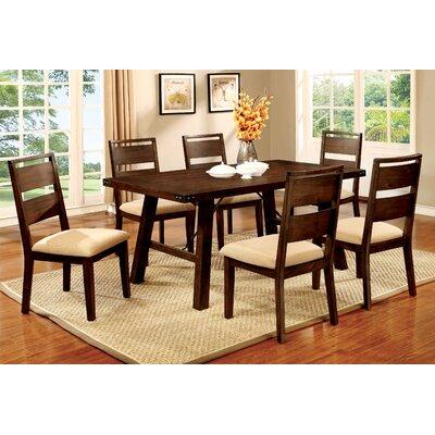Hokku Designs Shrader 7 Piece Dining Set