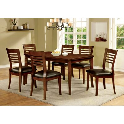 Hokku Designs Gabriel II 7 Piece Dining Set