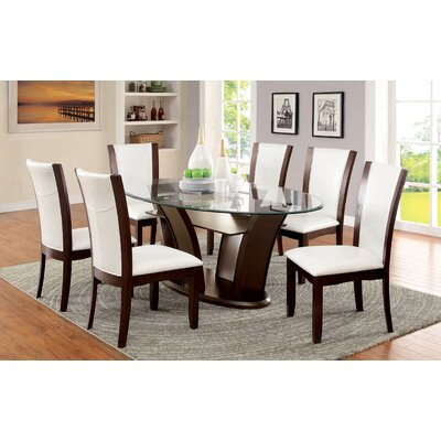 Hokku designs thiago dining table reviews wayfair for Hokku designs dining room furniture
