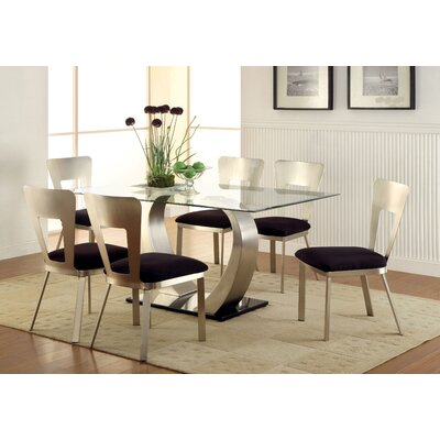 Hokku Designs Briles 7 Piece Dining Set