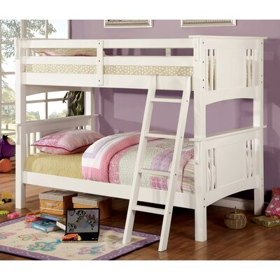 Hokku Designs Spring Twin Bunk Bed