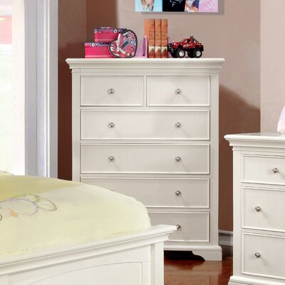 Hokku Designs Serena 6 Drawer Chest