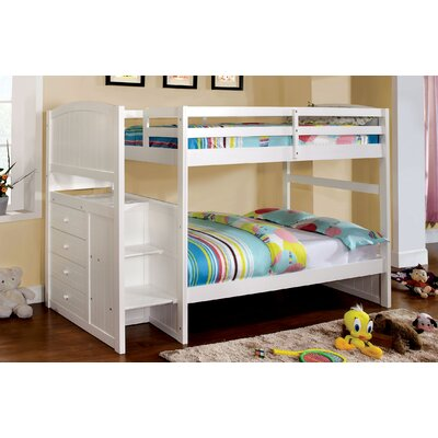 Hokku Designs June Twin Bunk Bed