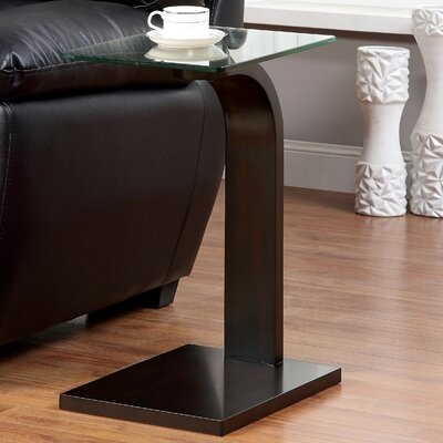 Hokku Designs Messina Chairside Table