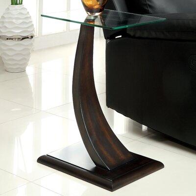 Hokku Designs Sondria Chairside Table