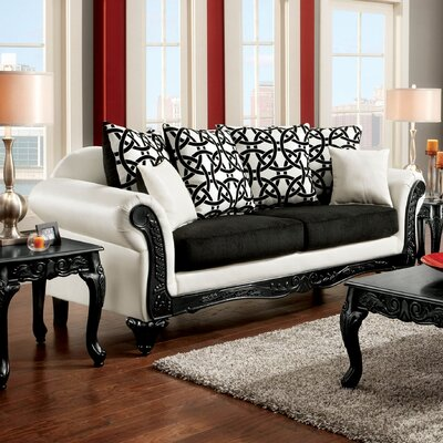 Hokku Designs Reylan Transitional Sofa