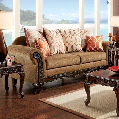 Hokku Designs Pascal Transitional Sofa