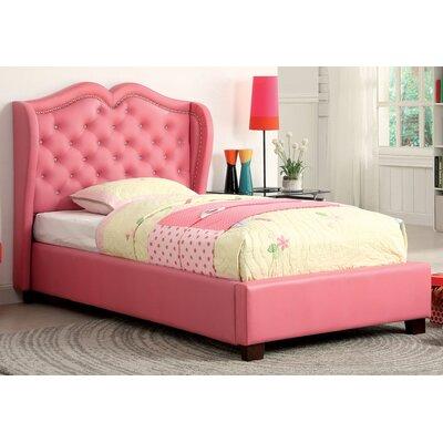 Hokku Designs Vanitas Upholstered Platform Bed
