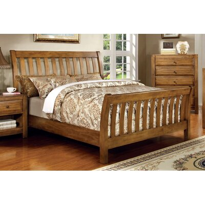 Hokku Designs Botellier Sleigh Bed