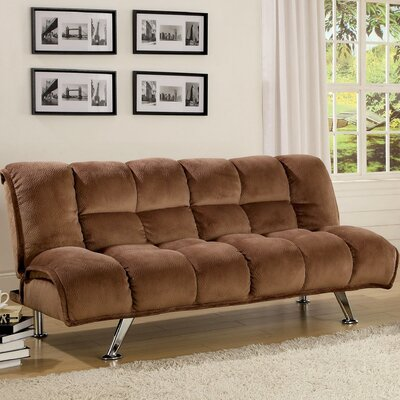 Hokku Designs Jopelli Flannel Sleeper Sofa