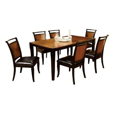 Hokku designs exquisite 7 piece dining set reviews wayfair for Hokku designs dining room furniture