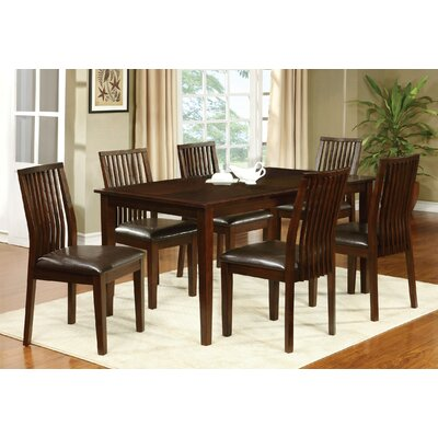 Hokku Designs Alliani 7 Piece Dining Set