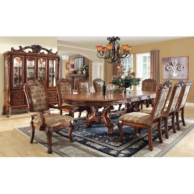Hokku Designs Evangeline 9 Piece Dining Set