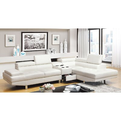 Hokku Designs Dymitri Sectional
