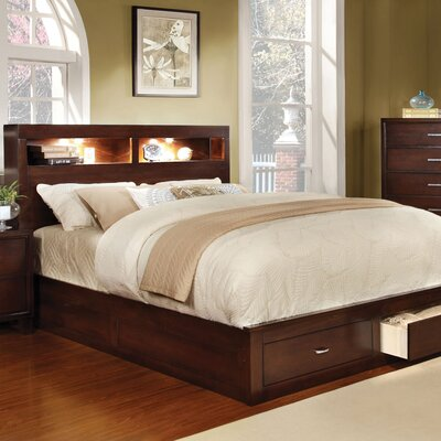 Hokku Designs Vivaldo Panel Bed